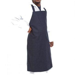 Butcher Style Denim Aprons