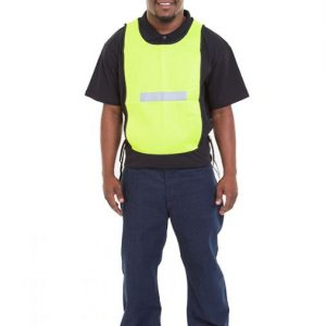 reflective vests solid mesh