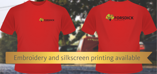 embroidery silkscreen printing branding printing