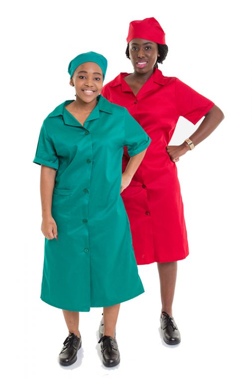 Ladies uniforms and workwear