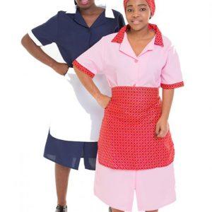 three piece maid sets