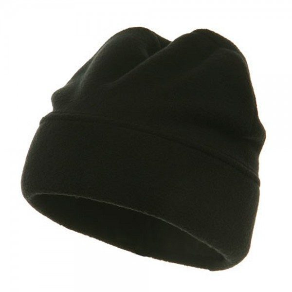 polar fleece beanies