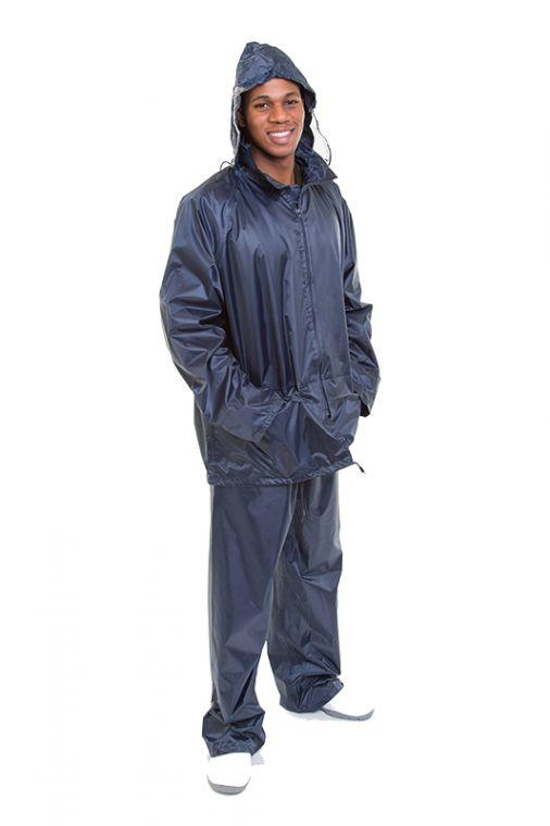 two piece rainsuits