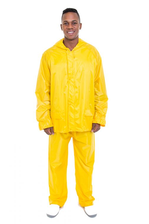 nylon rain wear jackets suits