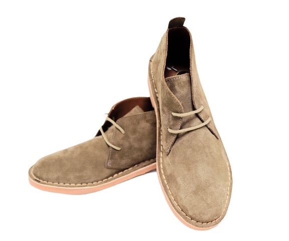 lace up suede velskoene for sale